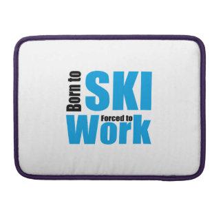 ski sleeve für MacBooks