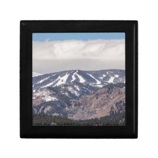 Ski Slope Dreaming Jewelry Box