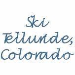 Ski Telluride, Colorado Hoodie
