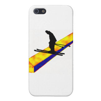 SKI THE BIRD COVER FOR iPhone SE/5/5s