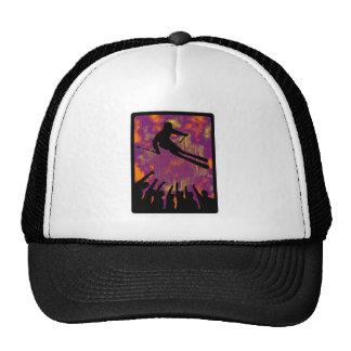 SKI THE MOST TRUCKER HAT