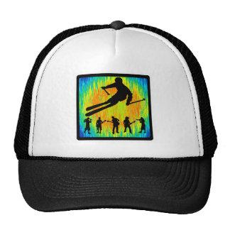SKI THE PROVIDING TRUCKER HAT
