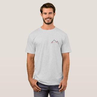 Ski Tour Freeski Powder Snow T-Shirt