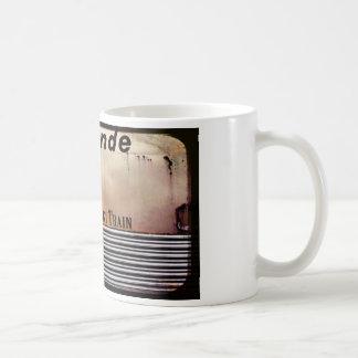 SKI TRAIN COFFEE MUG