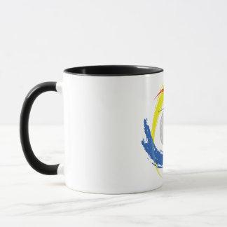Ski Tricolor Emblem Mug