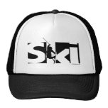 Ski Trucker Hats