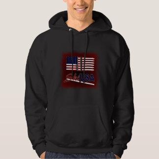 Ski USA Hoodie