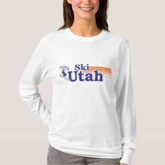 Ski Utah (female) T-Shirt