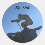 Ski Vail Stickers