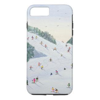 Ski-vening 1995 iPhone 7 plus case