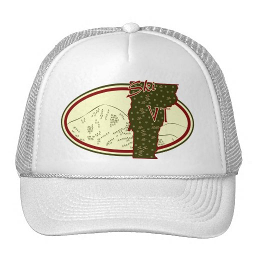 Ski VT Trucker Hat