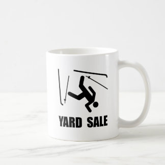 Ski Yard Sale Coffee Mug