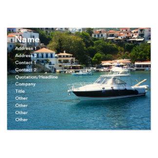 Skiathos, Greece Business Card Templates