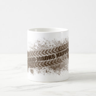 Skid Marks Happen Coffee Mug