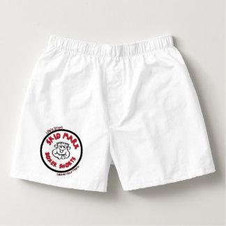 Skid Marx Boxer Shorts - the world's best boxers