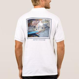 Skid Row 5th & Crocker Polo Shirts