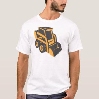 skid steer digger truck T-Shirt