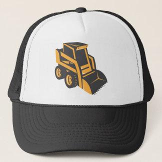 skid steer digger truck trucker hat