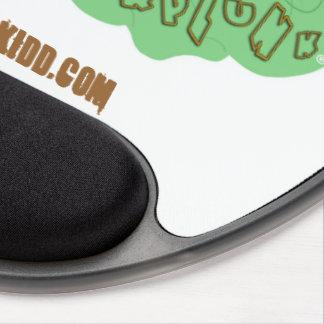Skidd Kidd y cojín de ratón de Kirplunk Alfombrilla Gel