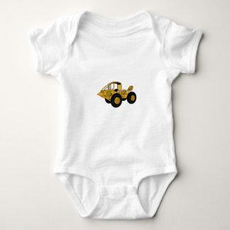 Skidder Baby Bodysuit