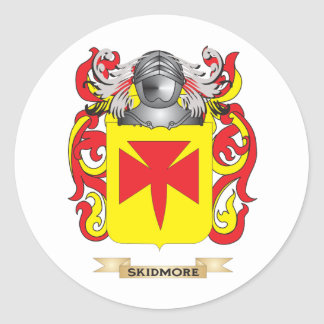 Skidmore Coat of Arms (Family Crest) Stickers