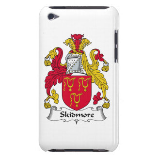 Skidmore Family Crest Case-Mate iPod Touch Case
