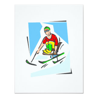 Skier Card