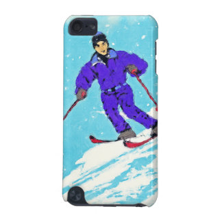 SKIER iPod TOUCH (5TH GENERATION) CASE
