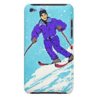 SKIER iPod TOUCH CASES