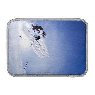 Skier Jumping MacBook Air Sleeve