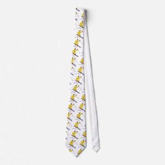 Skier Neck Tie