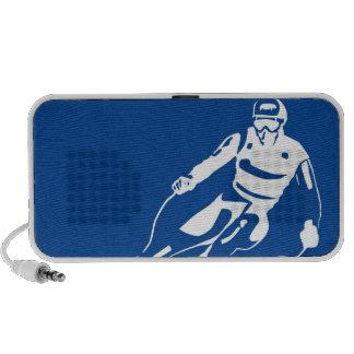 Skier Portable Speaker