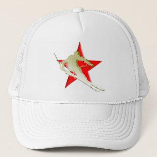 Skier Trucker Hat
