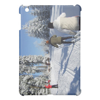 Skiers iPad Mini Cover