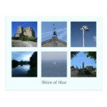 Skies of Blue Postcards
