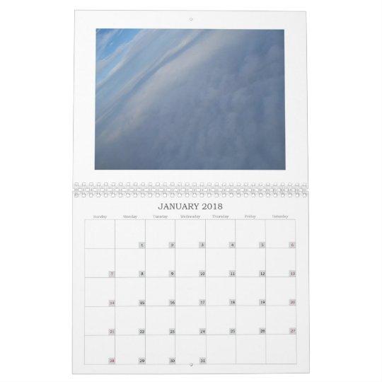 Skies - Seas - Scenery Calendar