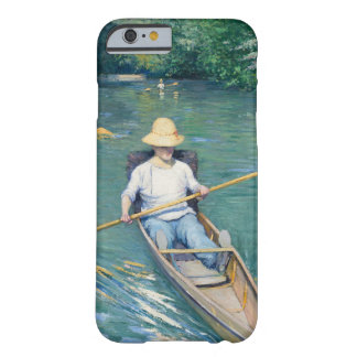 Skiffs by Gustave Caillebotte Barely There iPhone 6 Case