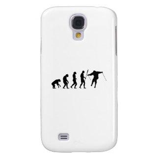 skiier evolution galaxy s4 cases