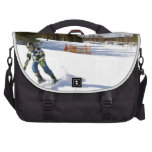 skiing computer bag
