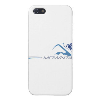 Skiing Cover For iPhone 5
