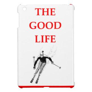 skiing cover for the iPad mini