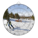 skiing dartboards