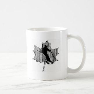 SKIING HAZY AMAZING COFFEE MUG