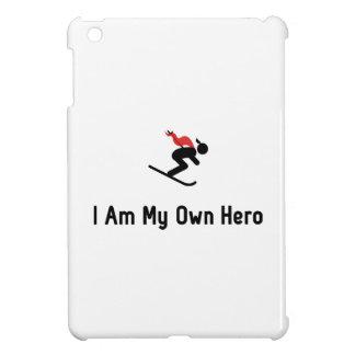 Skiing Hero iPad Mini Covers