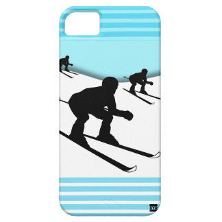Skiing iPhone 5 Case-Mate ID Case