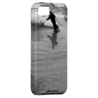 Skiing iphone cover case cool art photograph wrap