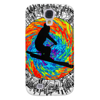SKIING NEW SIGHTS SAMSUNG GALAXY S4 COVER
