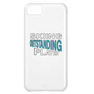 SKIING OUTSTANDING PLAYER CASE FOR iPhone 5C