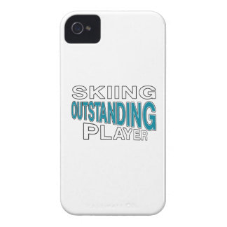 SKIING OUTSTANDING PLAYER iPhone 4 COVER