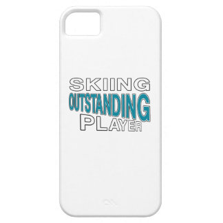 SKIING OUTSTANDING PLAYER iPhone SE/5/5s CASE